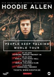 hoodie tour