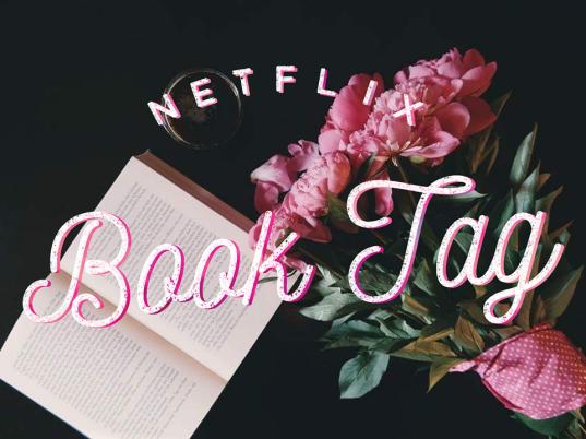 netflix book tag