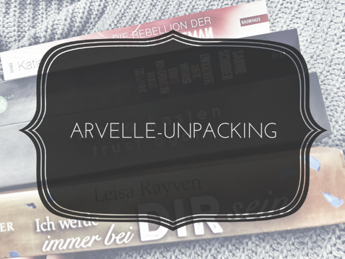 arvelle unpacking