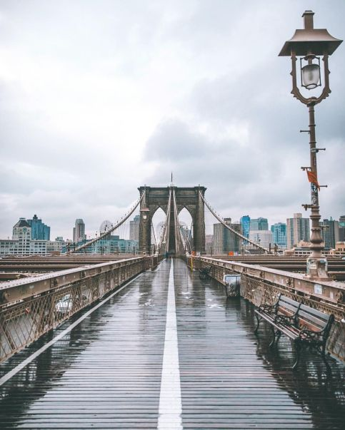 Brooklyn Bridge *
