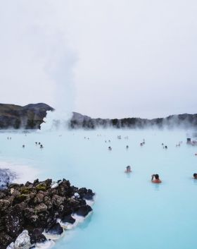 Blaue Lagune *