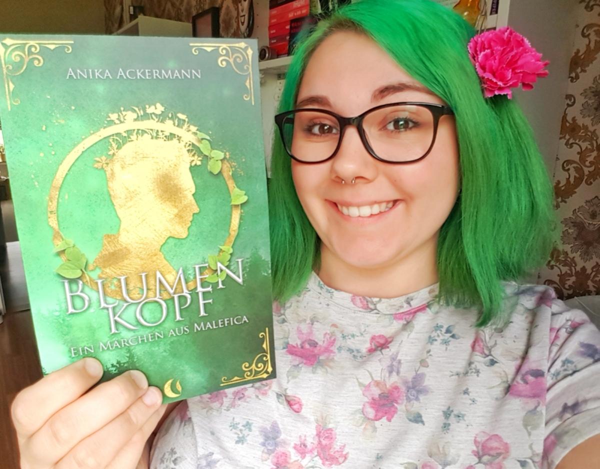 Rezension | Blumenkopf, Ein Märchen aus Malefica