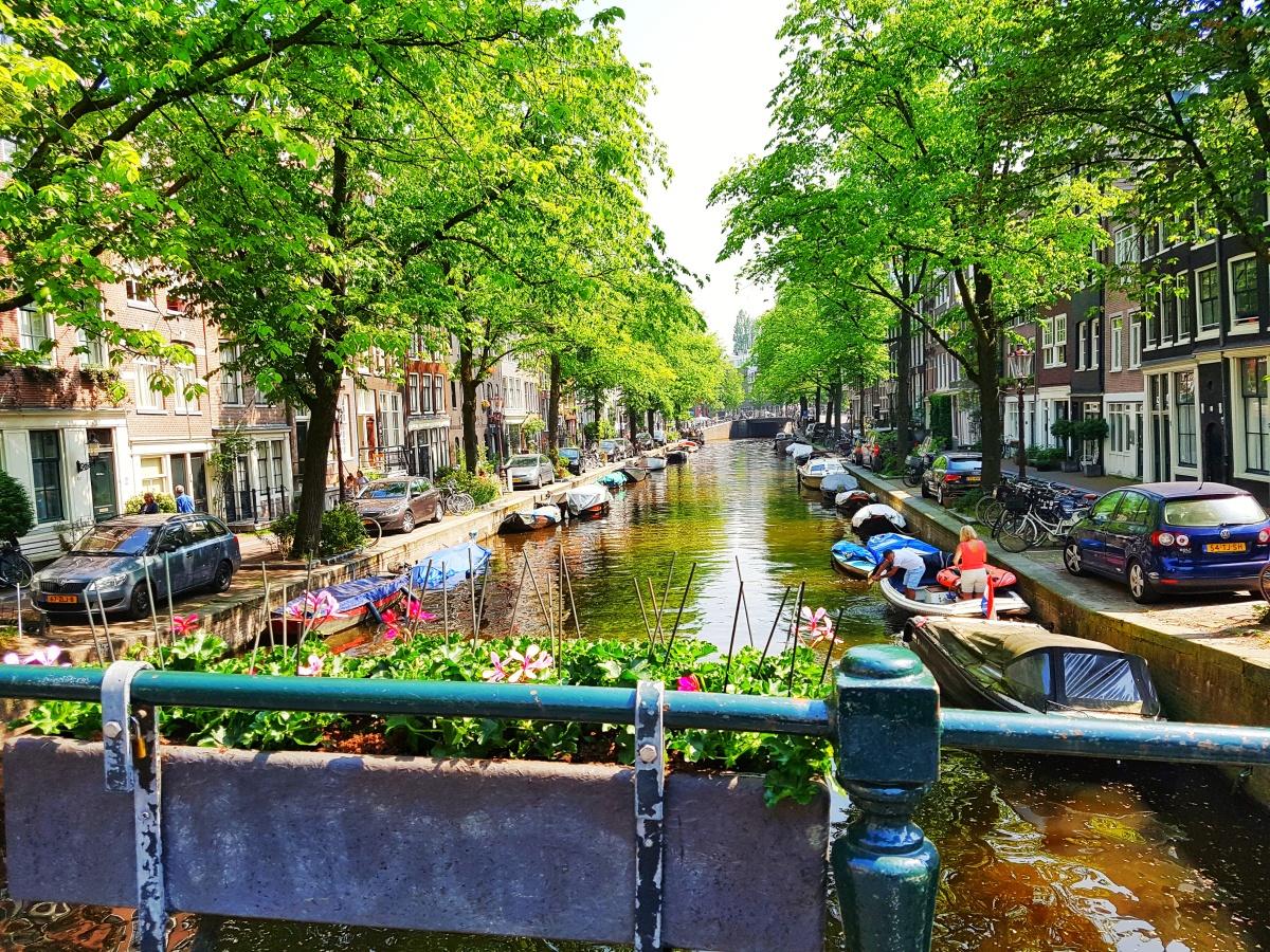 Ein Kurztrip | Amsterdam
