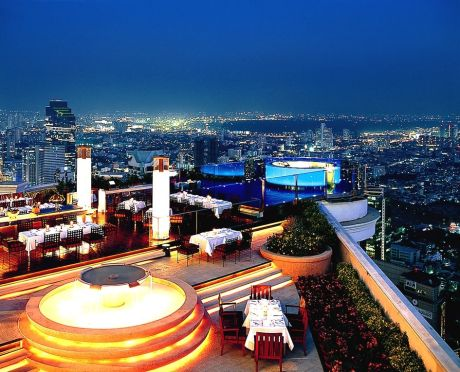 Rooftop Bar *