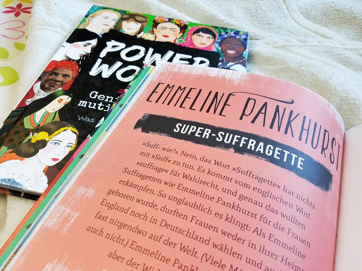 Power Frauen - Meine Heldinnen | Gewinnspiel