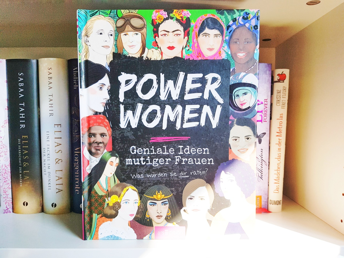 Rezension | Power Woman - Geniale Ideen mutiger Frauen