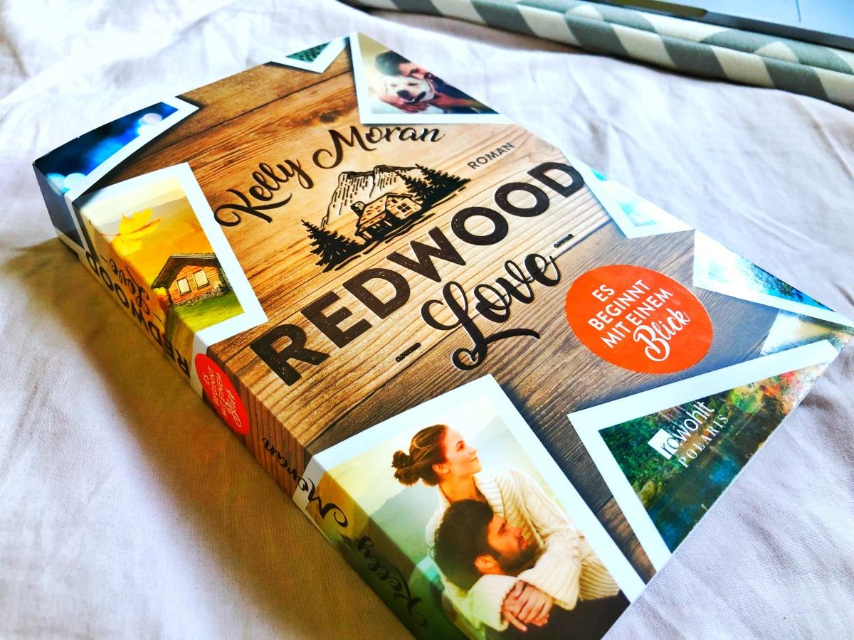 Rezension   Redwood Love, Es beginnt mit einem Blick