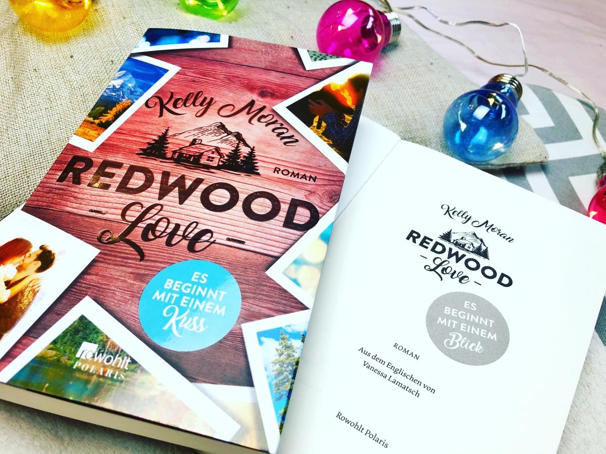 Rezension | Redwood Love 2, Es beginnt mit einem Kuss